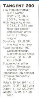 Klipsch Tangent 200 Horn Speakers (used) Klipsc10