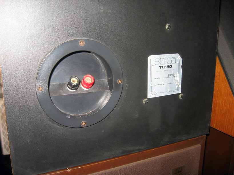 Spica TC-50 Speaker (Price Revised) Spica-11