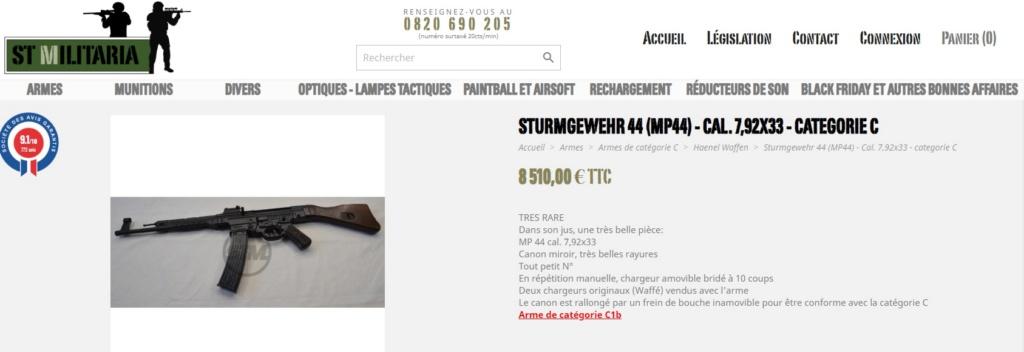Achtung Sturmgewehr MP44 - Page 2 Mp4410