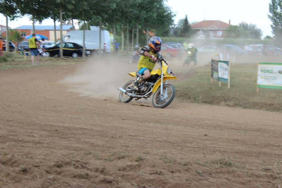 Concentracion Dusty moped insane rodeo 410