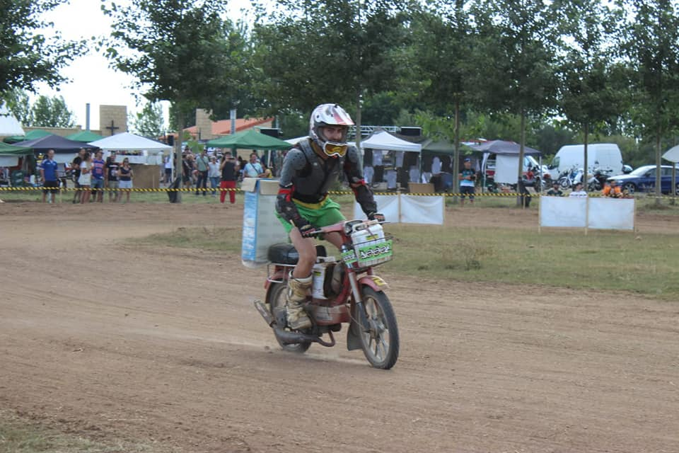 Concentracion Dusty moped insane rodeo 610