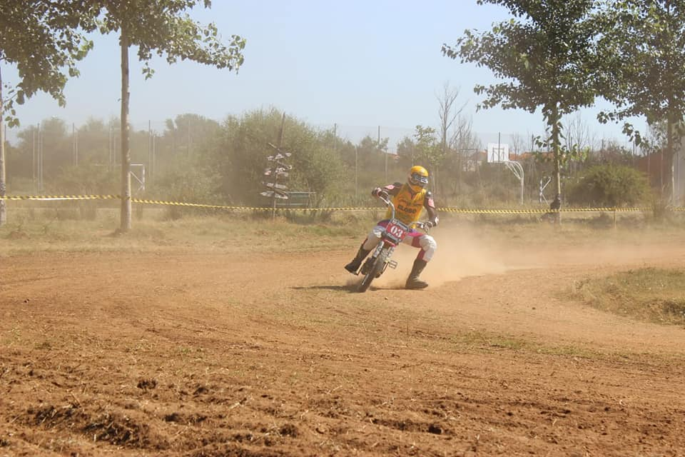 Concentracion Dusty moped insane rodeo 710