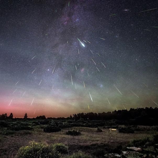 Звёздное небо и космос в картинках - Страница 9 15765115