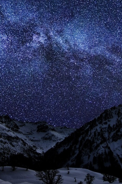Звёздное небо и космос в картинках - Страница 9 15765120