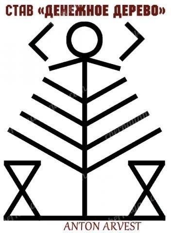 """Став """"Денежное дерево"""" (автор Anton Arvest) 16044710"""