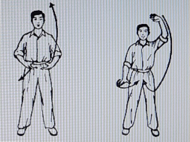 3 оздоровительных упражнения цигун 5f807e10