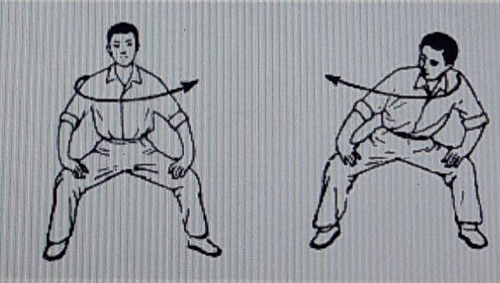 3 оздоровительных упражнения цигун 90c9a010