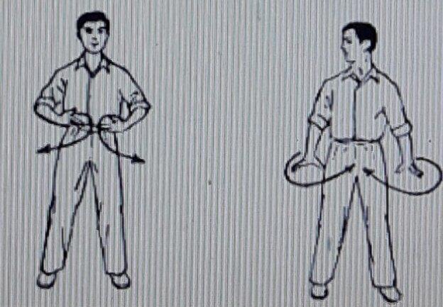 3 оздоровительных упражнения цигун Da9fef10