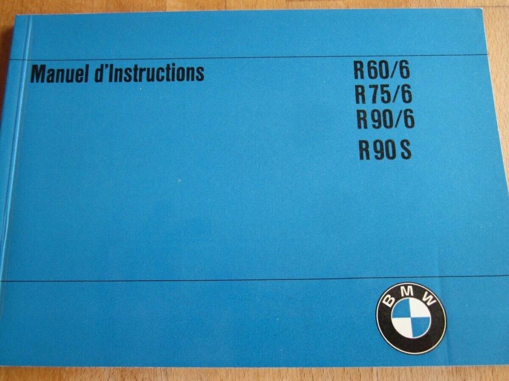 nouveau membre BMW R60/6 1975 Orig-m10