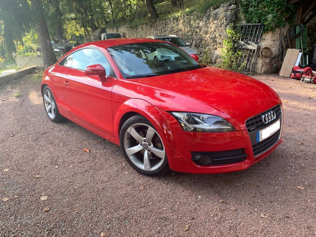 New sur Audi TT mk2 Ruthzo11