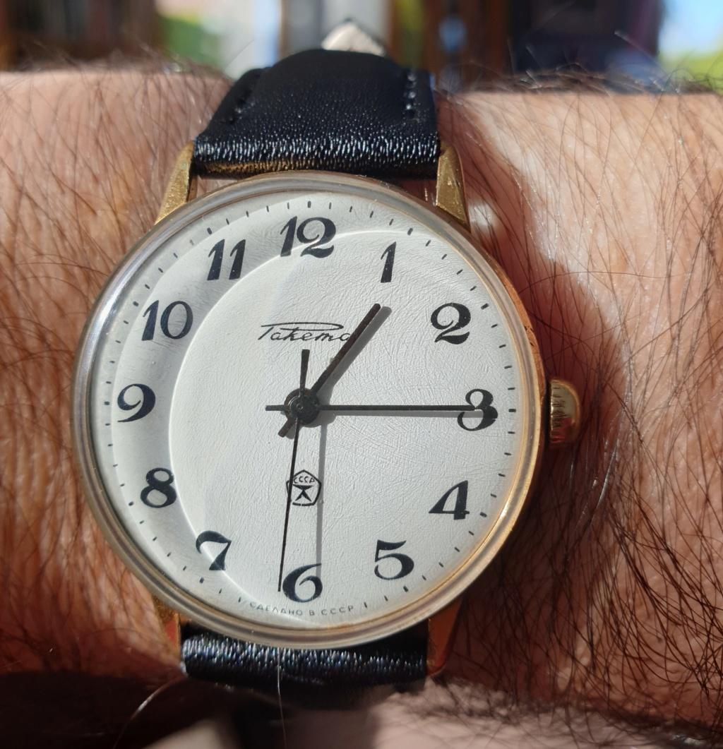 La montre russe du jour  - Page 20 20191110