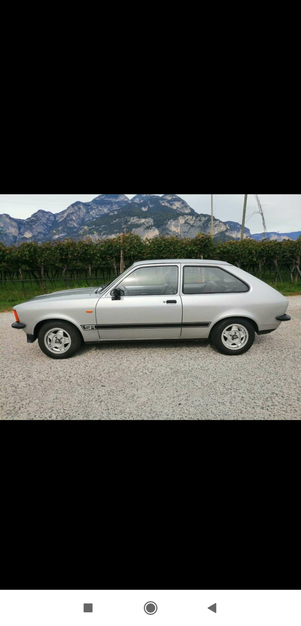 Kadett silver sport Screen15