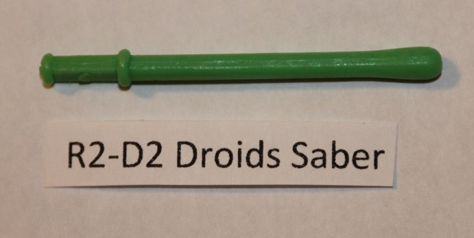 Help Authenticating Droids and POTF R2-D2 Pop-Up Sabers 510