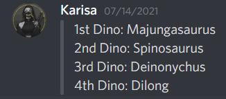 Hunting Grounds [ESG] Dino10