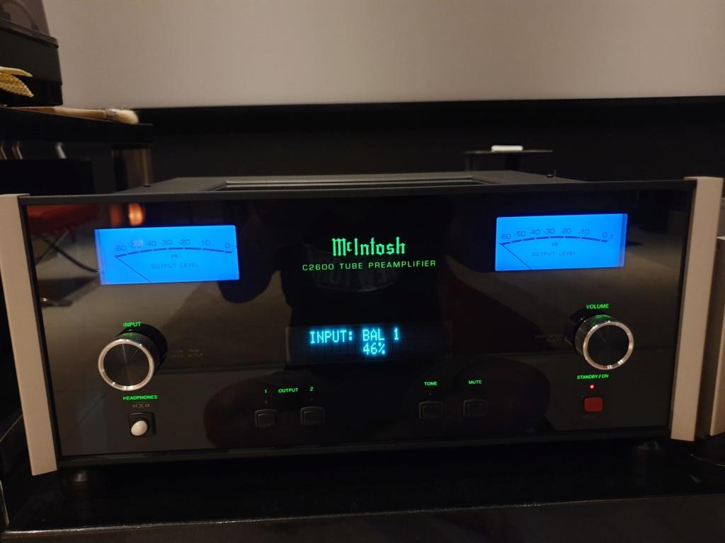 Mcintosh C2600 Tube Pre Amplifier ( used ) 20210310