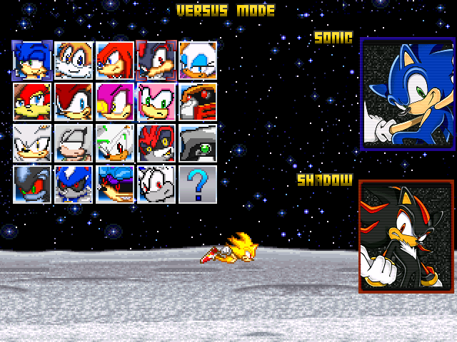 [Full Game WIP]Sonic Fighting Remix : Unlimited Match Mugen010