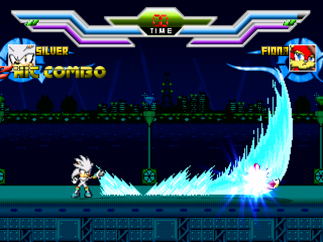 [Full Game WIP]Sonic Fighting Remix : Unlimited Match Mugen011