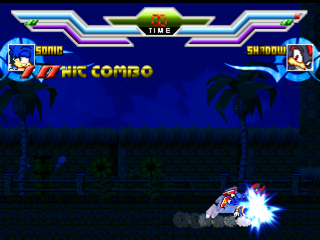 [Full Game WIP]Sonic Fighting Remix : Unlimited Match Mugen012