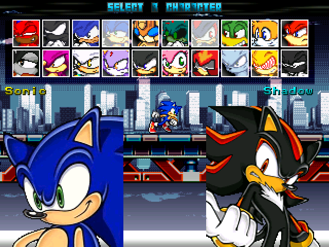 Sonic Speed Fighters 2 Mugen015