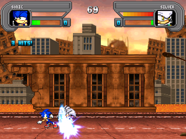 Sonic Speed Fighters 2 Mugen016