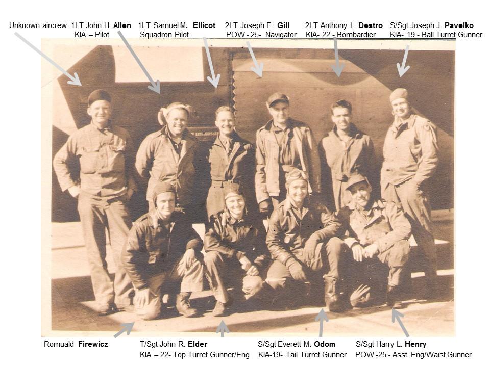 1st Ltn Allen, 8th USAAF, KIA 1943 Media-10