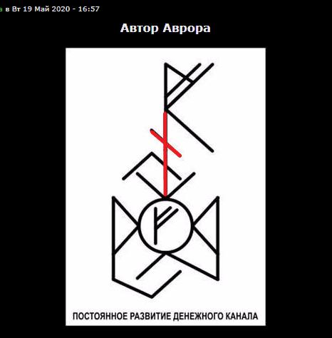 """Став """"Постоянное развитие денежного канала"""" __110"""