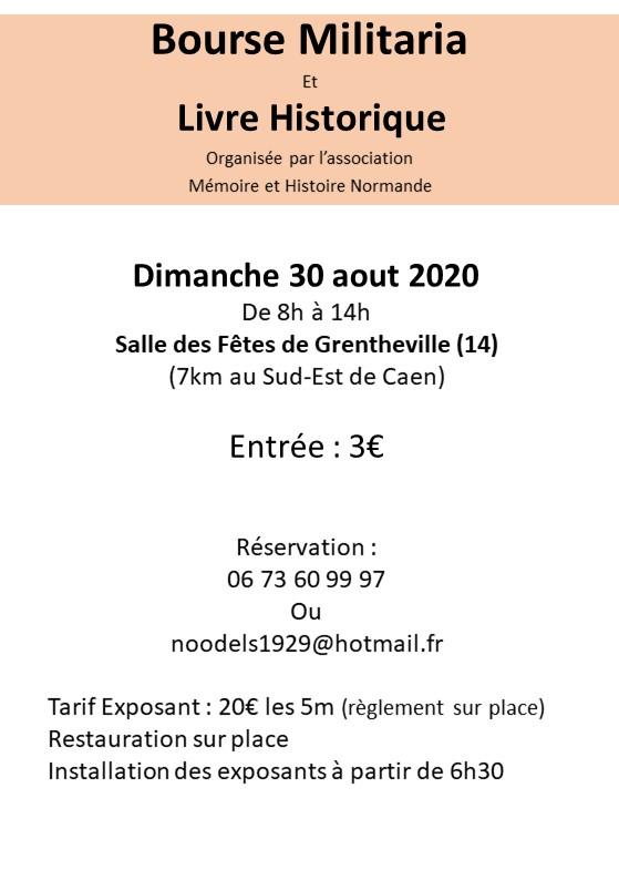 Bourse GRENTHEVILLE (CAEN)  LE 30 août 2020 Bourse11