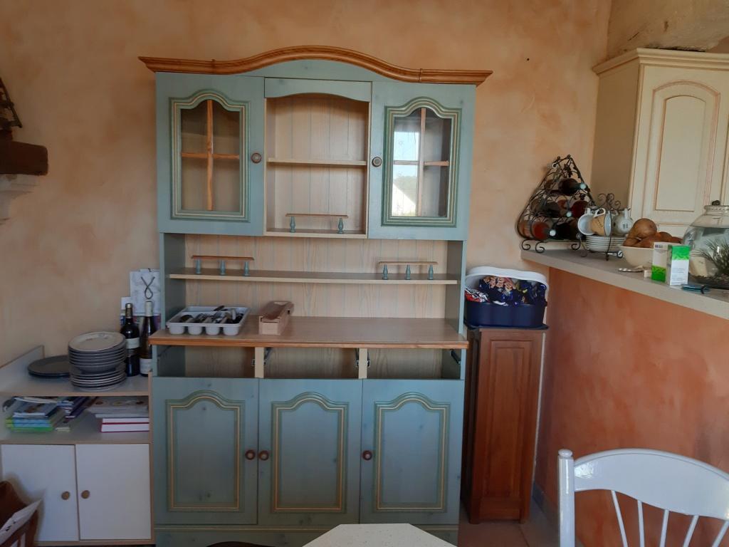Refaire couleur meuble de cuisine 20200412