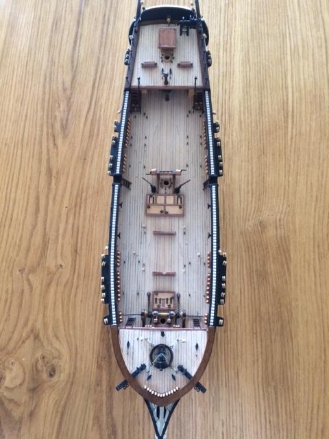 HMS Beagle (OcCre 1/60°) de Epipactis - Page 8 Img_3548