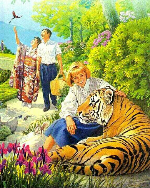 O Paraíso das Testemunhas de Jeová é uma mentira Parazy10