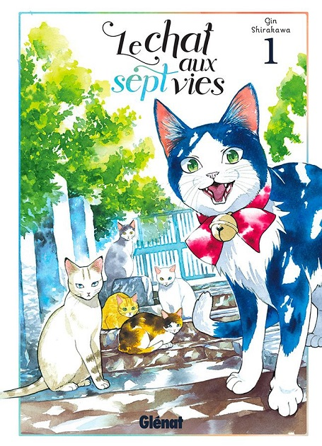 [MANGA] Le Chat aux Sept Vies Le-cha12