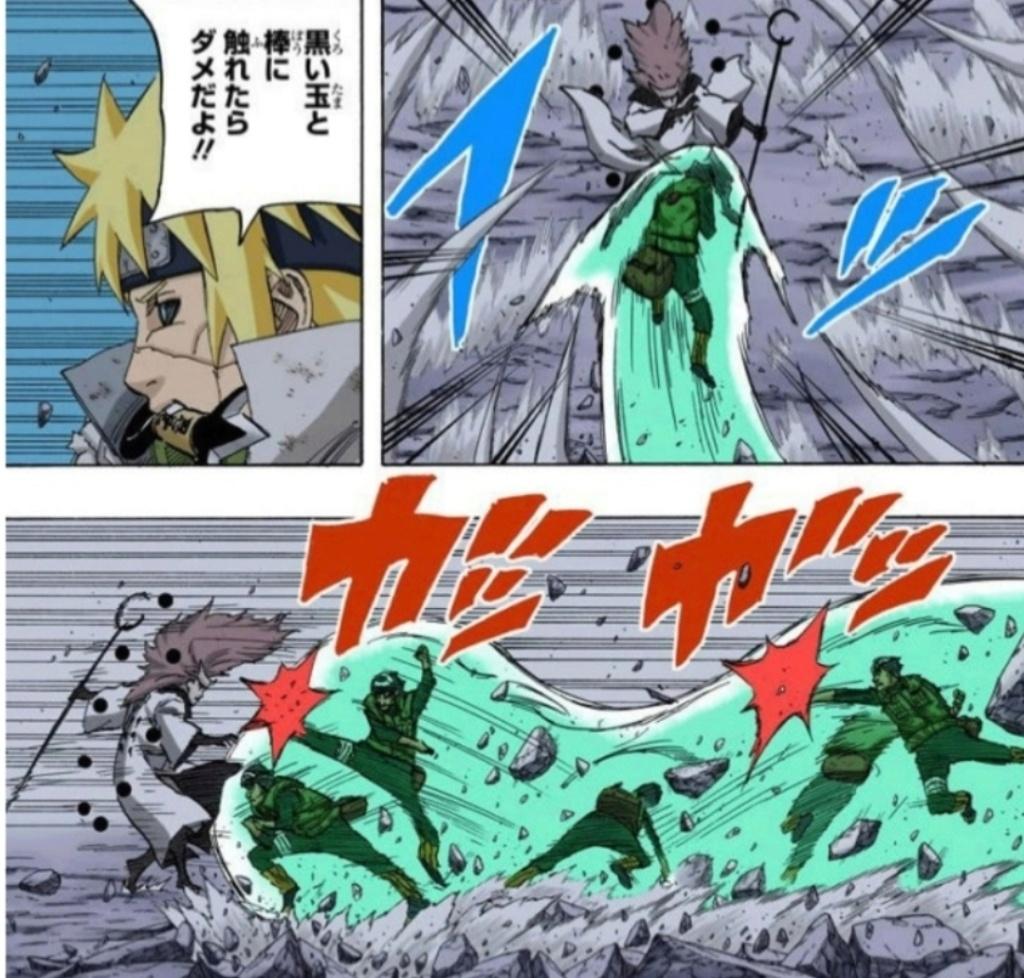 Shikamaru vs Tsunade - Página 4 Scree167