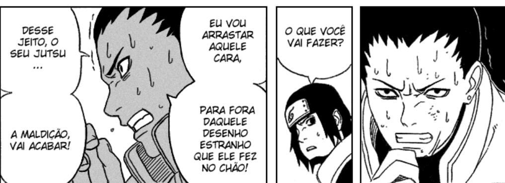 Shikamaru vs Tsunade - Página 6 Scree183