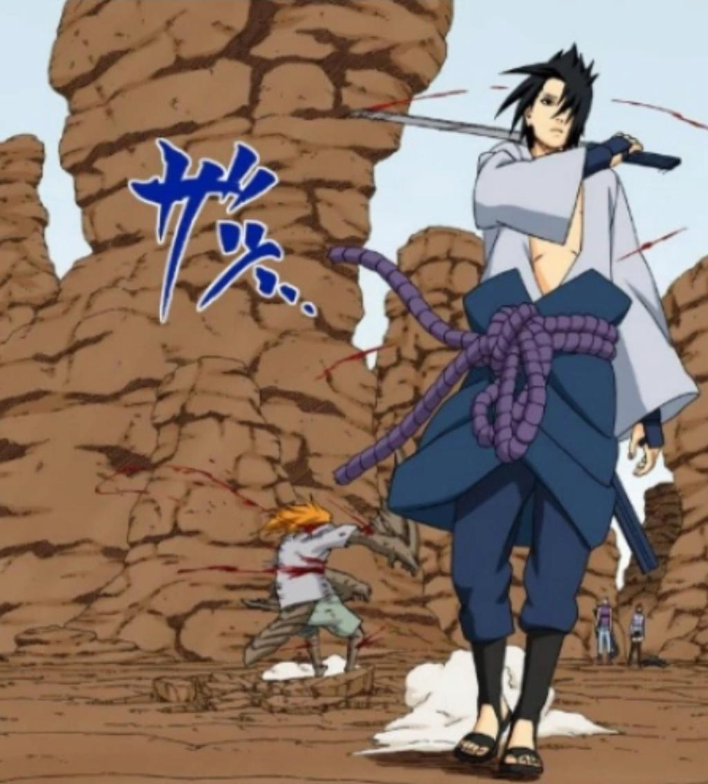 Uchiha Sasuke vs Senju Tsunade - Página 2 Scree197