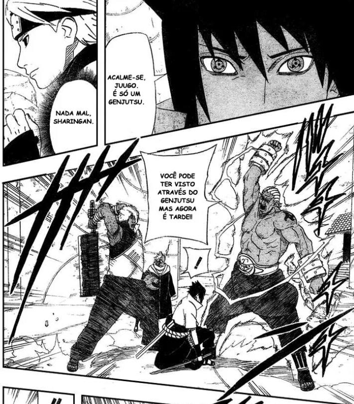 Kakuzu vs Tsunade - Página 9 Scree487