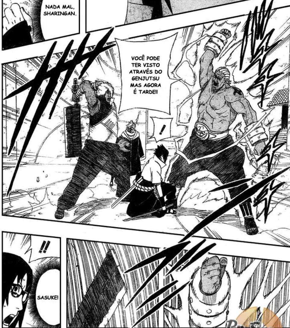 Kakuzu vs Tsunade - Página 10 Scree491