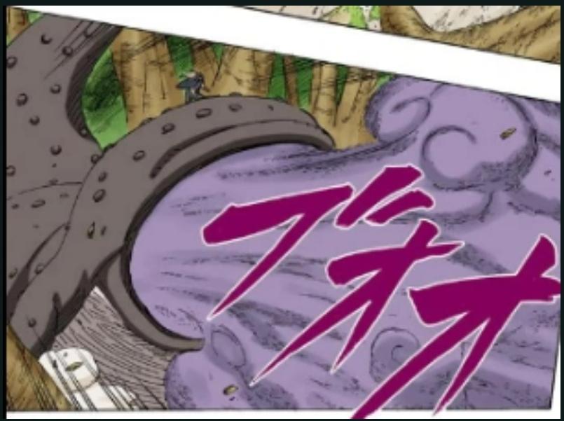 Byakugou no In vs Dokugiri da Salamandra Scree562
