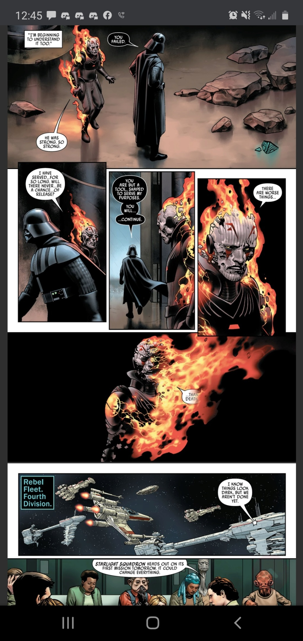 ESB Luke beat the Grand Inquisitor Screen12