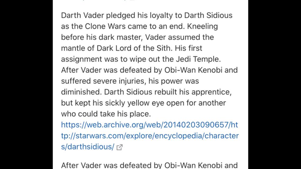 Darth Maul versus Kirak Infil'a Vader11