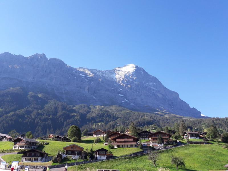 Eiger par l'arête Mittellegi 114