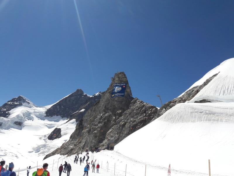 Eiger par l'arête Mittellegi 2210
