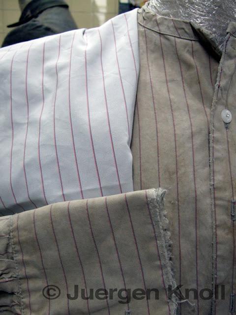 Patine d'uniformes en laine Umuv-h10