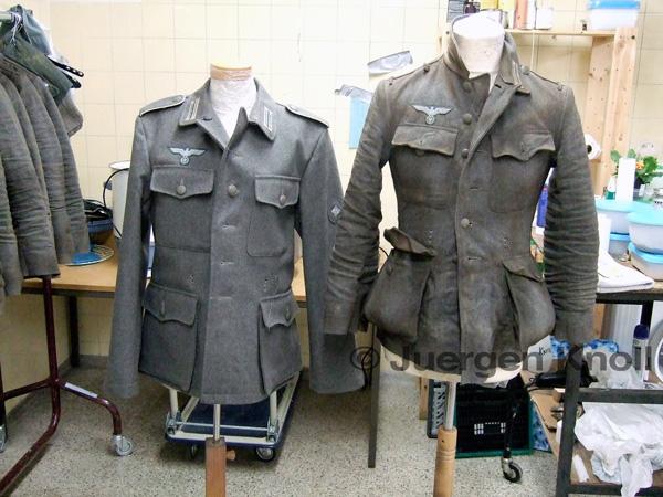 Patine d'uniformes en laine Umuv-j10