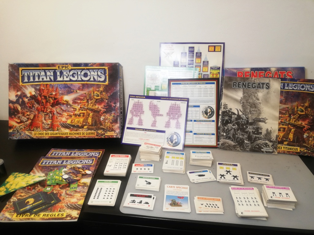à vendre: titan légions et Space Marines/adeptus titanicus Img_2010