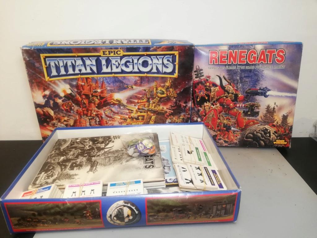 à vendre: titan légions et Space Marines/adeptus titanicus Img_2011