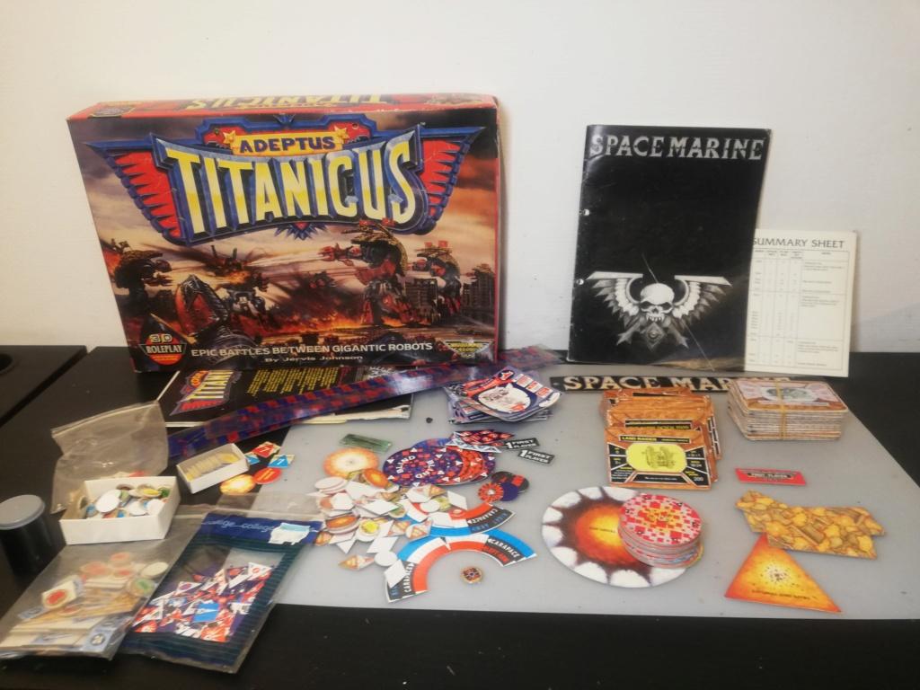 à vendre: titan légions et Space Marines/adeptus titanicus Img_2012