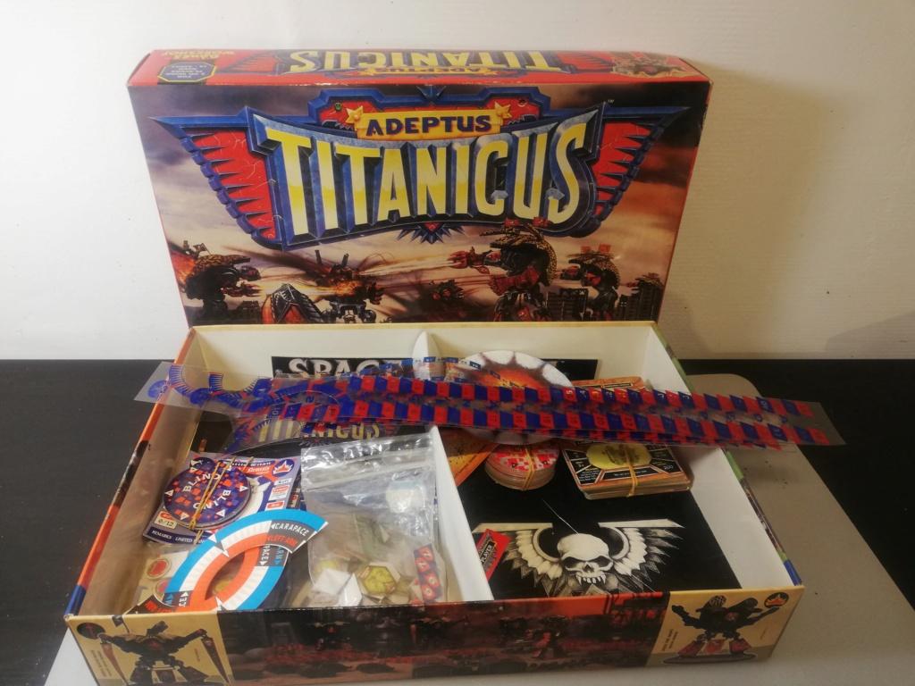 à vendre: titan légions et Space Marines/adeptus titanicus Img_2013