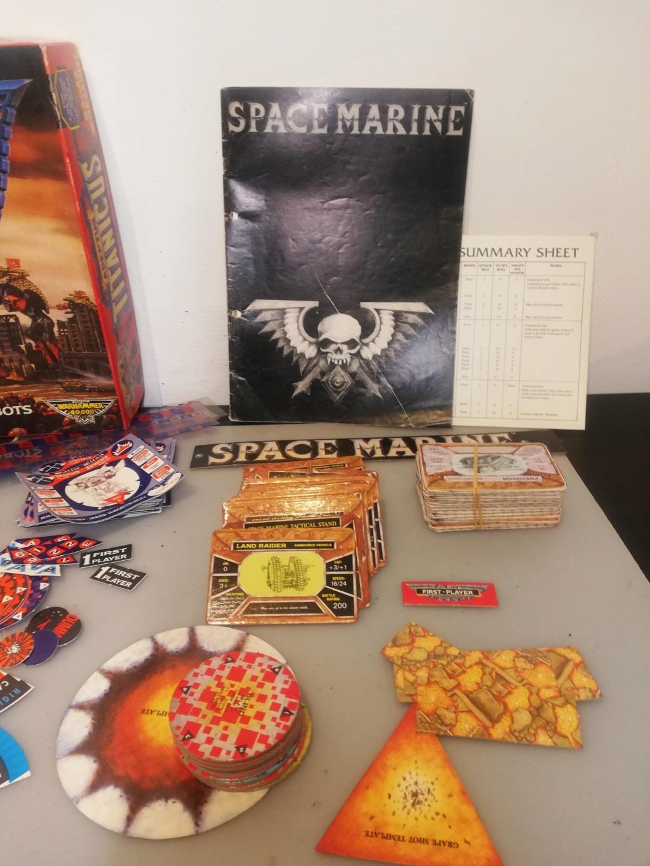 à vendre: titan légions et Space Marines/adeptus titanicus Img_2014