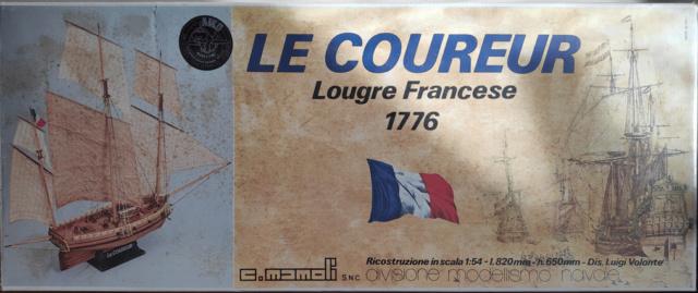 Le Coureur, Lougre Français 1776  Lc_tit10