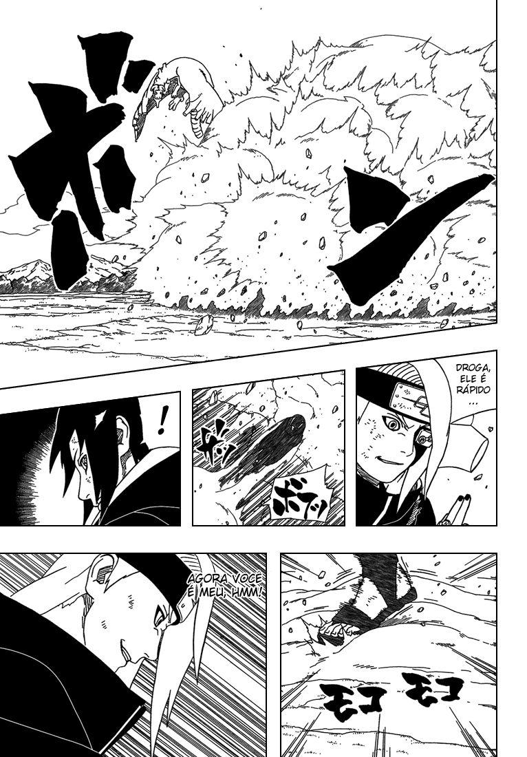 Sasuke Hebi com ou sem Juin é muito lento 7710